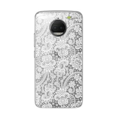 Capa para Moto G5S Plus - Rendada