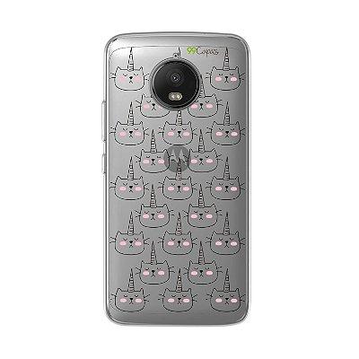 Capa para Moto G5S - Catcorn