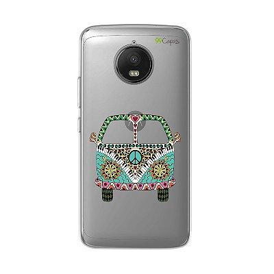 Capa para Moto G5S - Kombi