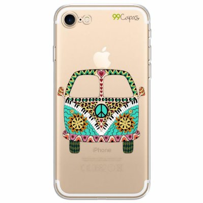 Capa para iPhone 8 Plus - Kombi