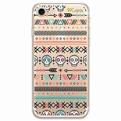 Capa para iPhone 8 Plus - Tribal