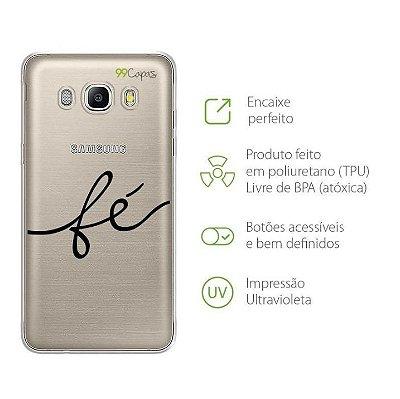 Capa para Galaxy J7 Neo - Fé