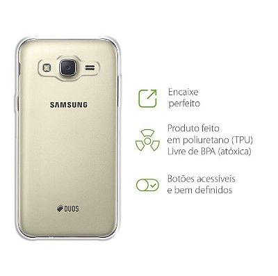 Capa Transparente para Galaxy J7 Neo
