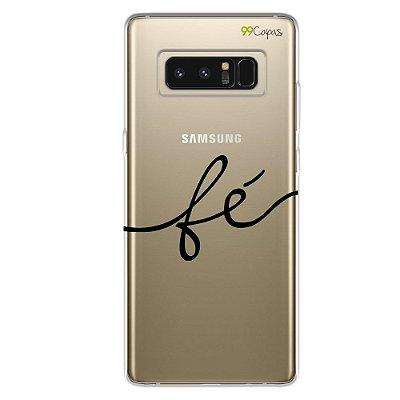 Capa para Galaxy Note 8 - Fé