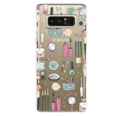Capa para Galaxy Note 8 - Make Up