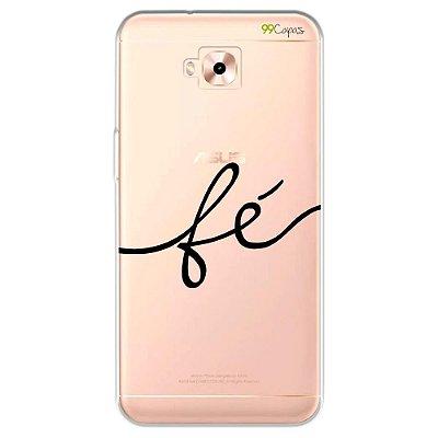 Capa para Zenfone 4 Selfie Pro - Fé