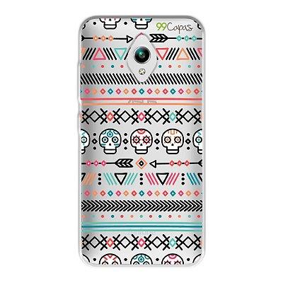 Capa para Zenfone GO ZC500TG - Tribal
