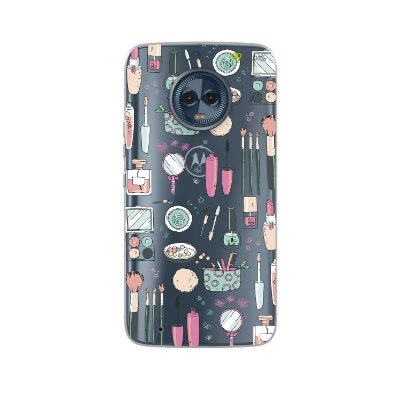 Capa para Moto G6 - Make Up