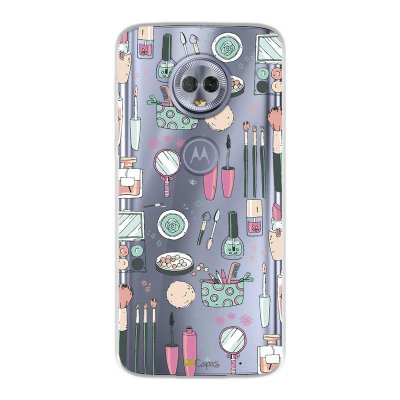 Capa para Moto G6 Play - Make Up