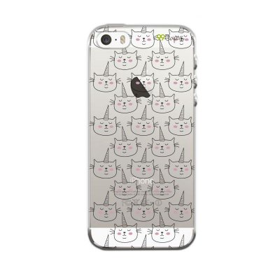 Capa para iPhone 5/5S/SE - Catcorn