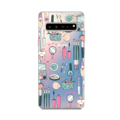 Capa para Galaxy S10 - Make Up