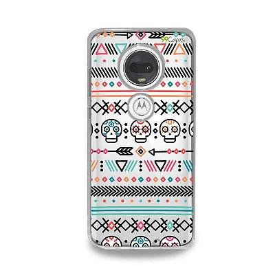 Capa para Moto G7 Plus - Tribal