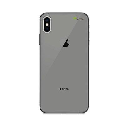 Capa Fumê para iPhone XS Max {Semi-transparente}