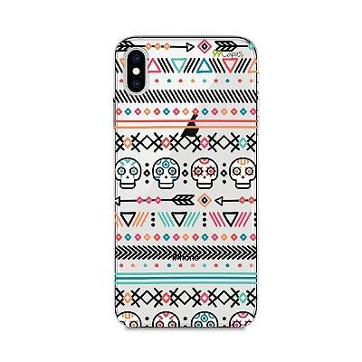 Capa para iPhone XS Max - Tribal