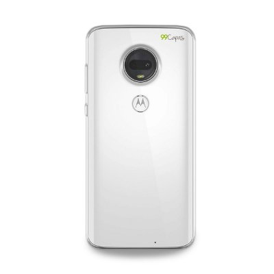 Capa Transparente Anti-Shock para Moto G7