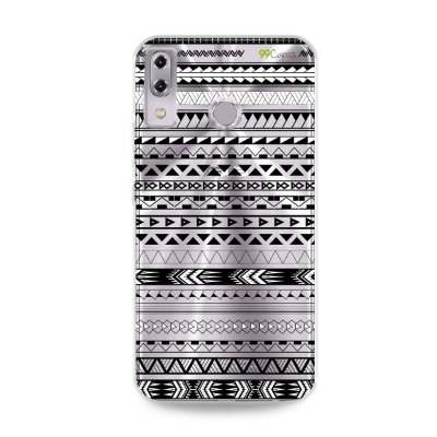 Capa para Asus Zenfone 5 e 5Z - Maori Branca
