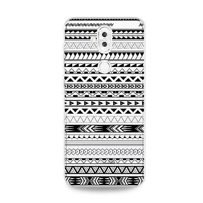 Capa para Asus Zenfone 5 Selfie - Maori Branca