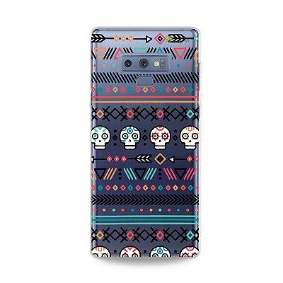 Capa para Galaxy Note 9 - Tribal