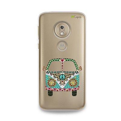 Capa para Moto G7 Play - Kombi