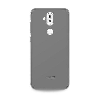 Capa Fumê para Zenfone 5 Selfie Pro {Semi-transparente}