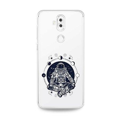 Capa para Zenfone 5 Selfie Pro - Astronauta