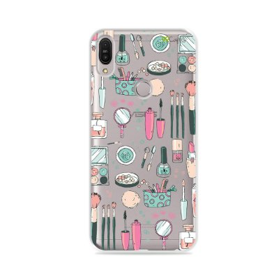 Capa para Zenfone Max Pro - Make Up
