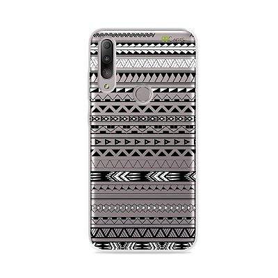 Capa para Zenfone Max Shot - Maori Branca