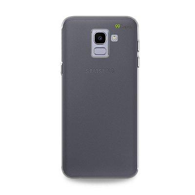 Capa Fumê para Galaxy J6 {Semi-transparente}