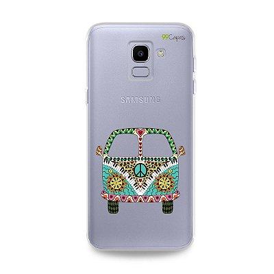 Capa para Galaxy J6 - Kombi