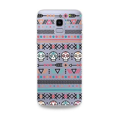 Capa para Galaxy J6 - Tribal