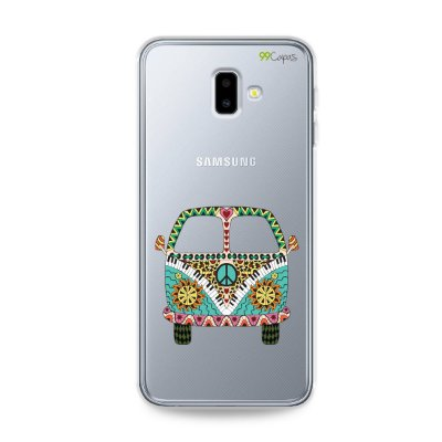 Capa para Galaxy J6 Plus - Kombi