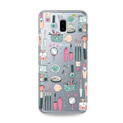 Capa para Galaxy J6 Plus - Make Up