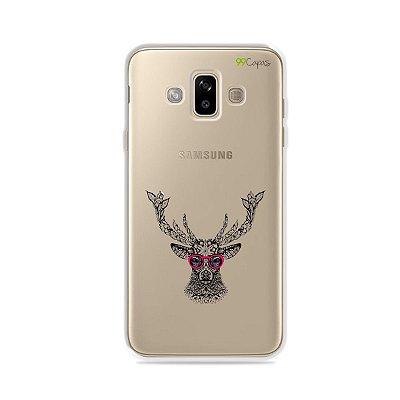 Capa para Galaxy J7 Duo - Alce Hipster