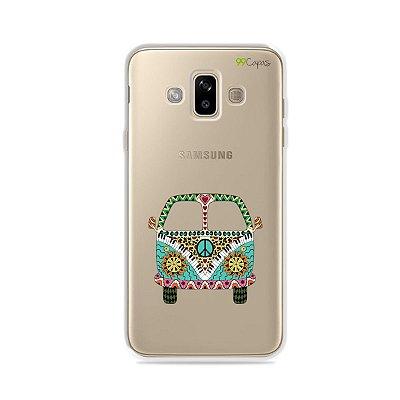 Capa para Galaxy J7 Duo - Kombi