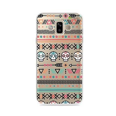 Capa para Galaxy J7 Duo - Tribal