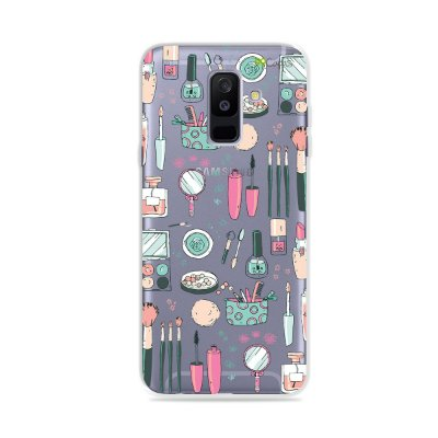 Capa para Galaxy A6 Plus - Make Up