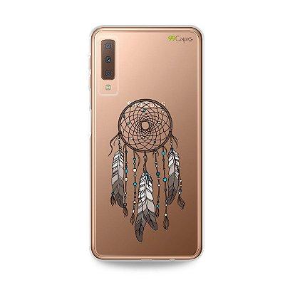 Capa para Galaxy A7 2018 - Filtro dos Sonhos