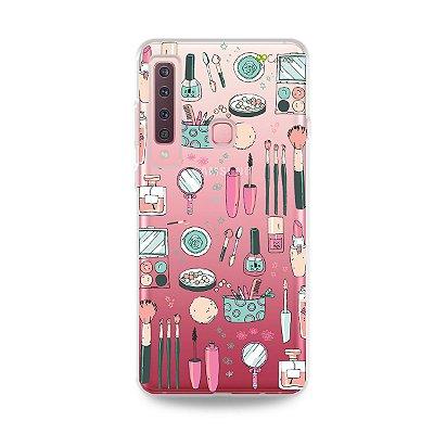 Capa para Galaxy A9 2018 - Make Up
