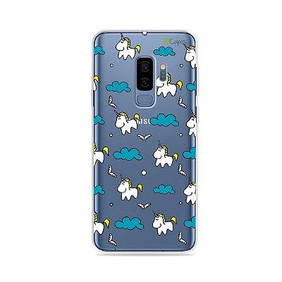 Capa para Galaxy S9 Plus - Unicórnio