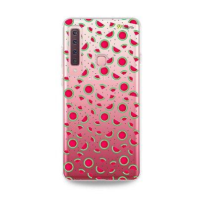 Capa para Galaxy A9 2018 - Mini Melancias