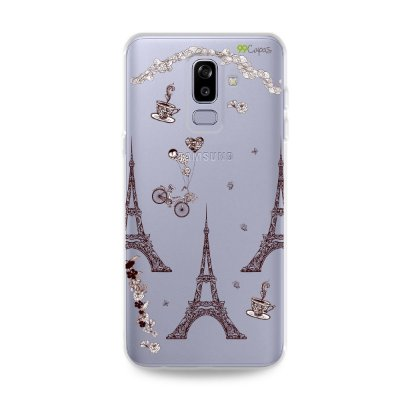 Capa para Galaxy J8 - Paris
