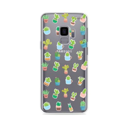 Capa para Galaxy S9 - Cactus
