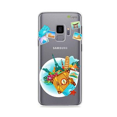 Capa para Galaxy S9 - Memórias