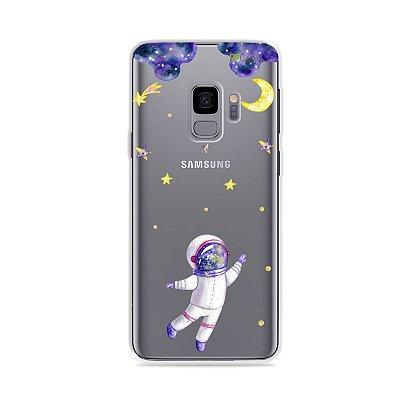 Capa para Galaxy S9 - Astronauta Sonhador