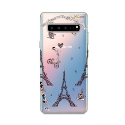Capa para Samsung Galaxy S10 - Paris