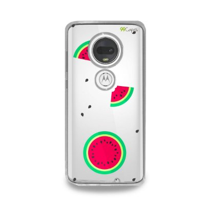 Capa para Moto G7 Plus - Melancias