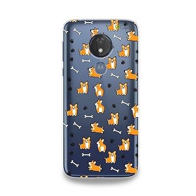 Capa para Moto G7 Power - Cãozinho