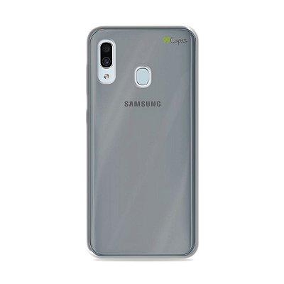 Capa Fumê para Galaxy A30 {Semi-transparente}