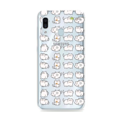 Capa para Galaxy A30 - Lazy Cat