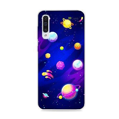 Capa para Galaxy A50 - Galáxia